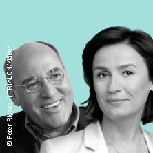 Karten für Gregor Gysi u. Sandra Maischberger: Missverstehen Sie mich richtig! in Berlin