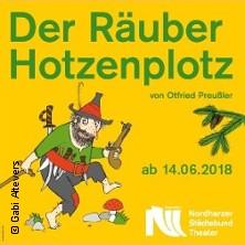 Räuber Hotzenplotz - Harzer Bergtheater Thale in THALE / HARZ * Harzer Bergtheater Thale,