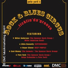 Pete York's Rock & Blues Circus in WUPPERTAL * Live Club Barmen,