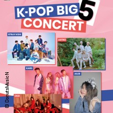 K-POP Big5 Concert 2019 in DÜSSELDORF * Mitsubishi Electric HALLE