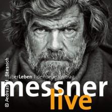 Karten für Reinhold Messner: ÜberLeben in Wuppertal