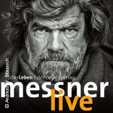 Reinhold Messner - ÜberLeben in COSWIG * BÖRSE Coswig,