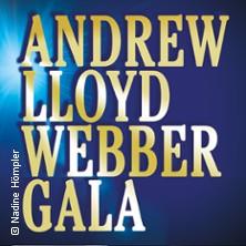 Die große Andrew Lloyd Webber Gala mit großem Orchester