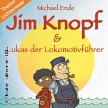 Jim Knopf & Lukas der Lokomotivführer - Das Musical | Theater Lichtermeer in WILHELMSHAVEN * Stadthalle Wilhelmshaven,