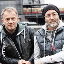 HAUSBOOT - Tino Eisbrenner & Heiner Lürig: Fluss der Zeit Tour 2019