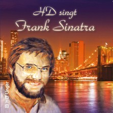 Benefizkonzert zugunsten ZAHNUMZAHN - HD Unger singt Frank Sinatra in OSNABRÜCK * Rosenhof Osnabrück,