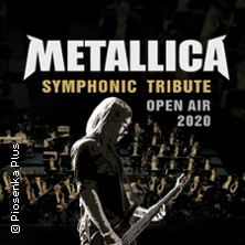 Metallica Symphonic Tribute performed by Orion Orchestra & Scream Inc