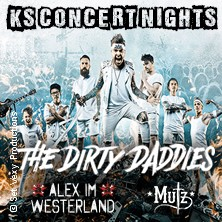 KS Concert Night mit The Dirty Daddies, Alex im Westerland, Mutz