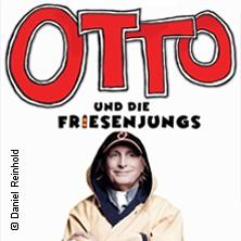 Bild für Event OTTO & die Friesenjungs - Live und Open Air 2018