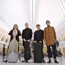 Calidore String Quartet   Dresdner Musikfestspiele 2020