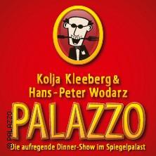 Karten für Kolja Kleeberg & Hans-Peter Wodarz PALAZZO in Berlin