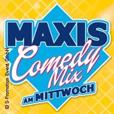 Karten für Maxis Comedy Mix am Mittwoch - Moderiert von Maxi Gstettenbauer in Frankfurt Am Main