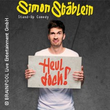 Simon Stäblein: Heul doch! in OLDENBURG * Headcrash Hairdesign,
