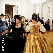 Karten für Venezianischer Maskenball: Einmalige Zeitreise ins 18. Jahrhundert in Berlin - Lichtenberg