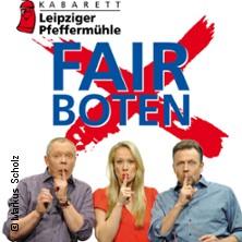 Kabarett Leipziger Pfeffermühle: Fairboten