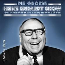 Karten für Die große Heinz Erhardt Show - Das Musical über den unvergessenen Schelm in Hamburg