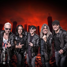 Scorpions - Crazy World Tour 2018 in LUDWIGSBURG * Residenzschloss Ludwigsburg,
