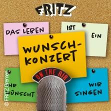 Das Leben ist ein Wunschkonzert - Ihr wünscht - wir singen!