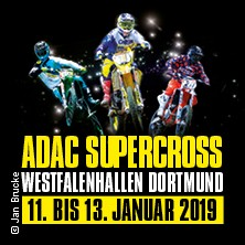 Int. 36. ADAC Supercross 2019 in DORTMUND * Westfalenhalle,