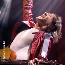 Albert Hammond & Band, Festhalle Plauen