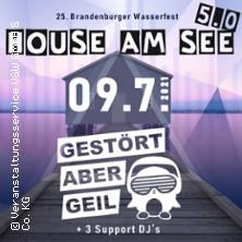 House am See 5.0 - Gestört aber Geil live