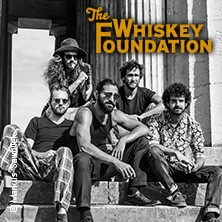 The Whiskey Foundation in HAMBURG * NOCHTWACHE,