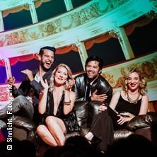 The Cast - Die Rockstars der Oper in DORTMUND * Spiegelzelt an den Dortmunder Westfalenhallen,