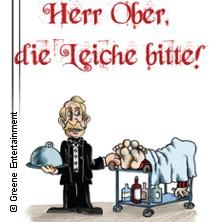 Murder Mystery Dinner - Herr Ober, die Leiche bitte - Dinner Krimi in Hannover