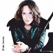 Helene Grimaud in Mannheim in MANNHEIM * Rosengarten Mozartsaal,