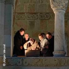 Der Name der Rose - Stiftskirche Quedlinburg