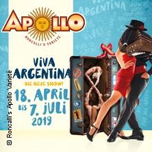 Roncalli's Apollo Varieté: Viva Argentina in DÜSSELDORF * Roncalli's Apollo Variete,