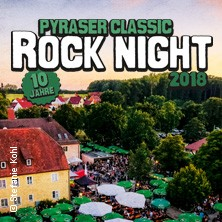 Pyraser Classic Rock Night