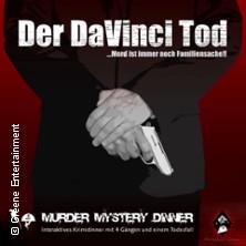 Krimi Murder Mystery Dinner: Der Da Vinci Tod