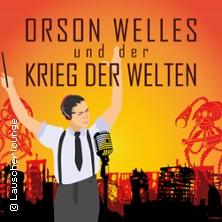 Orson Welles und der Krieg der Welten - Live-Hörspiel der Lauscherlounge