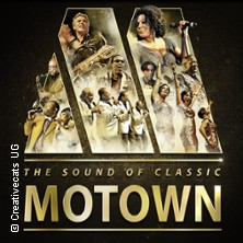 The Sound of Classic Motown in Mannheim, 25.08.2018 - Tickets -