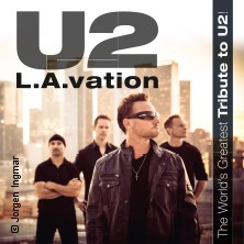 L.A.Vation - The World's Greatest Tribute to U2 in Müden/Aller, 02.03.2018 -