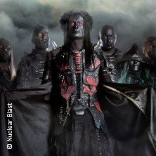 Cradle Of Filth: Cryptoriana World Tour