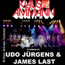 A Tribute To Udo Jürgens & James Last