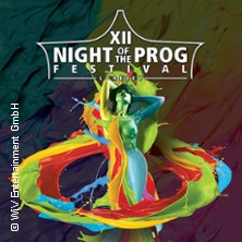 12. Night of the Prog Festival | Tagesticket Freitag