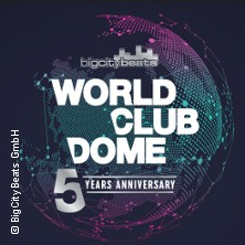 Bigcitybeats World Club Dome - Club Ticket - 3 Tagesticket