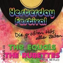 Yesterday Festival - Die größten Hits aller Zeiten in WERMSDORF * Schloss Hubertusburg,