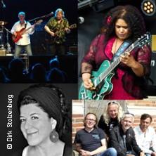 22. Int. Rostocker Blues Festival - mit Climax Blues Band, Dede Priest