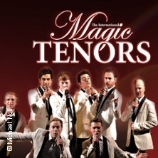 The International Magic Tenors in NEUMÜNSTER * Theater in der Stadthalle,