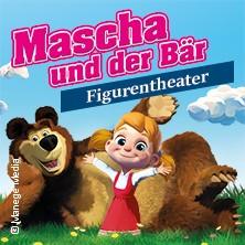 Mascha und der Bär | Figurentheater Theater-Fabrik in PREETZ * Friedrich-Ebert-Halle,