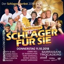 Linda Feller Karten für ihre Events 2018