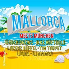 Mallorca meets München Open Air in MÜNCHEN * Biergarten ?Wirtshaus am Rosengarten-Westpark?,