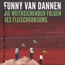 Funny van Dannen liest - Die weitreichenden Folgen des Fleischkonsums