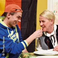Achtung Deutsch ! - Oststadt Theater Mannheim in MANNHEIM * Oststadt Theater,