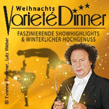 Varieté Dinner präsentiert von WORLD of DINNER