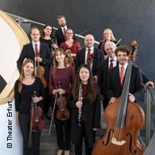 Philharmonische Kammerkonzerte 2018/19 - Theater Erfurt in ERFURT * Rathaus Festsaal,